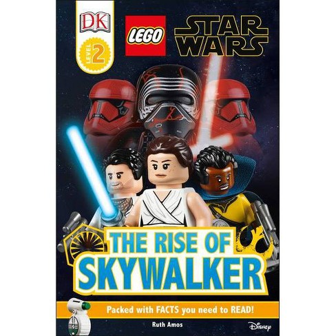 Dk Readers Level 2 Lego Star Wars The Rise Of Skywalker By Ruth Amos Hardcover Target