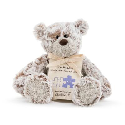 DEMDACO Mini Giving Bear - Friend