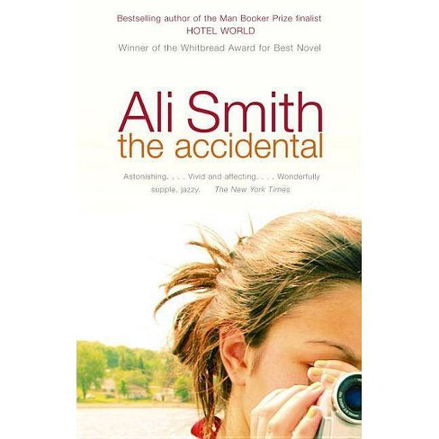 The Accidental - by  Ali Smith (Paperback) - image 1 of 1