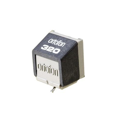 Ortofon Stylus 320 Replacement Stylus (Black/Gray) - image 1 of 1