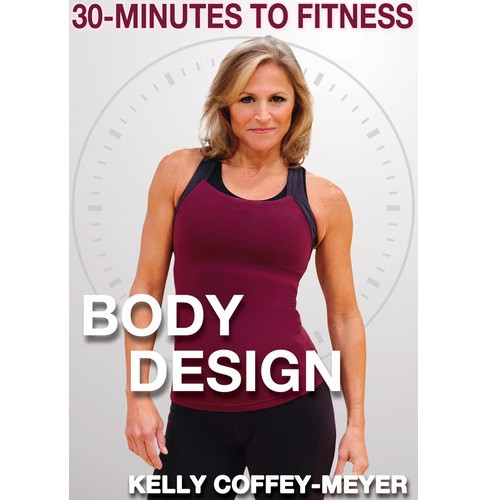 30 Minutes To Fitness:Body Design (DVD) - image 1 of 1