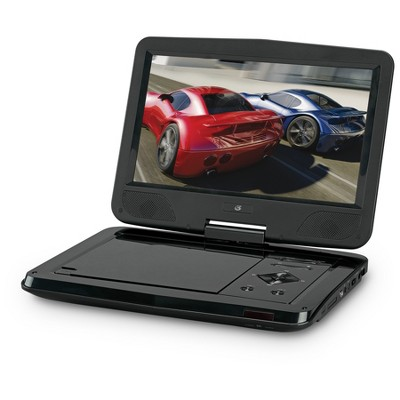 GPX Portable DVD Player 10  TFT Remote with 2 Hour battery