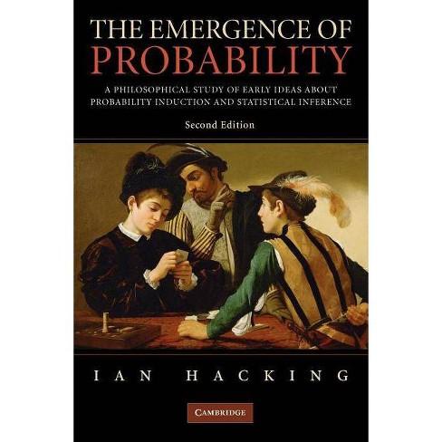 The Emergence of Probability - (Cambridge Series on Statistical & Probabilistic Mathematics) 2 Edition - image 1 of 1