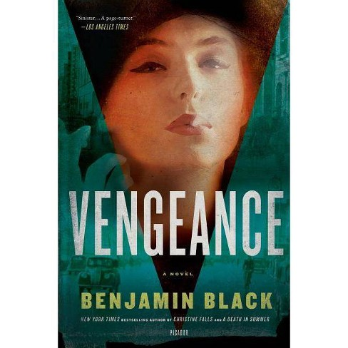 Vengeance - (Quirke) by  Benjamin Black (Paperback) - image 1 of 1