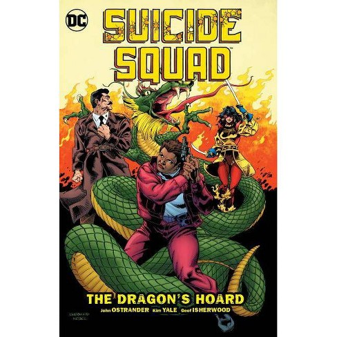 Suicide Squad Vol. 7: The Dragon's Hoard - by  John Ostrander (Paperback) - image 1 of 1
