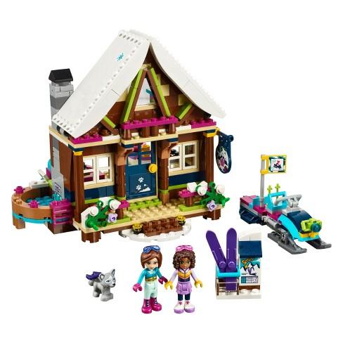 Lego Friends Snow Resort Chalet 41323 Target