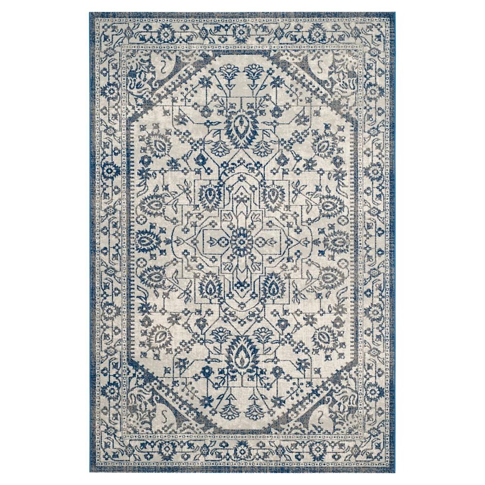 Artisan Rug - Silver/Blue - (8'x10') - Safavieh