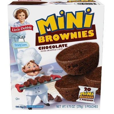 Little Debbie Little Brownies - 8.27 oz