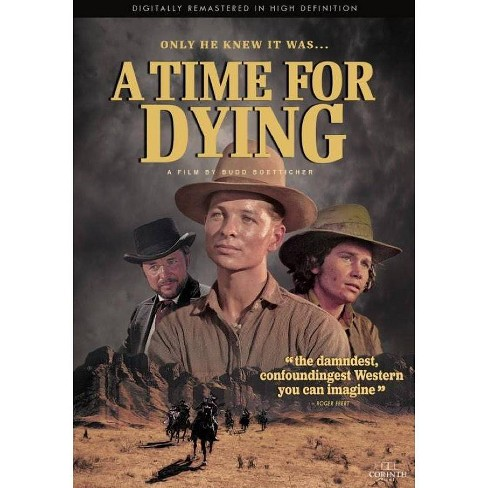 A Time For Dying (DVD) - image 1 of 1