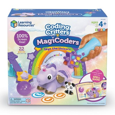 Learning Resources Coding Critters MagiCoders - Skye the Unicorn