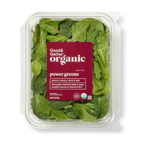 Organic Power Greens - 5oz - Good & Gather™ - image 1 of 3