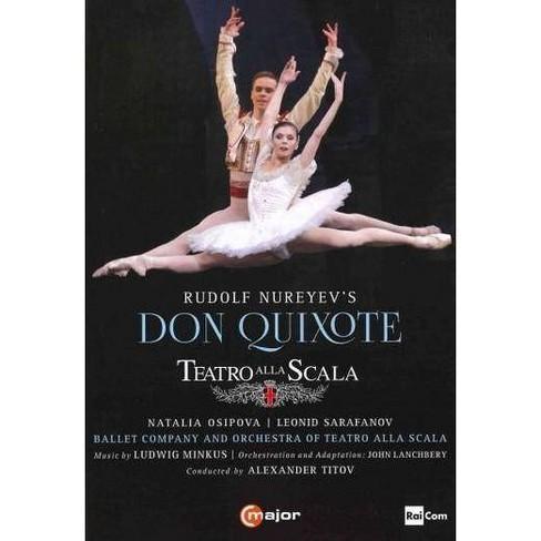 Minkus:Don Quixote (DVD) - image 1 of 1