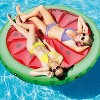 Intex Giant Inflatable 72In Watermelon Float & King Kool Inflatable Lounger (2) - image 3 of 4