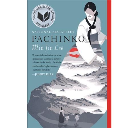 Pachinko -  Reprint by Min Jin Lee (Paperback) - image 1 of 1