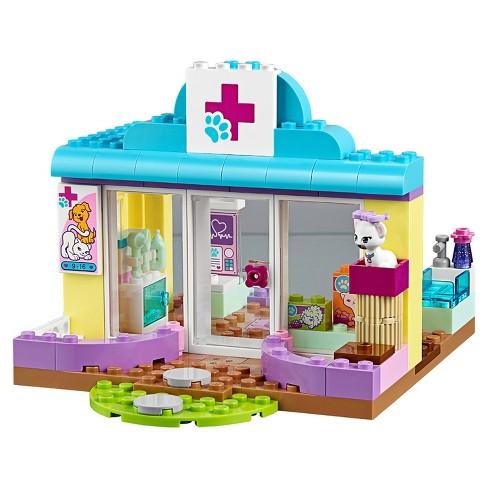 Lego Juniors Mias Vet Clinic 10728 Target