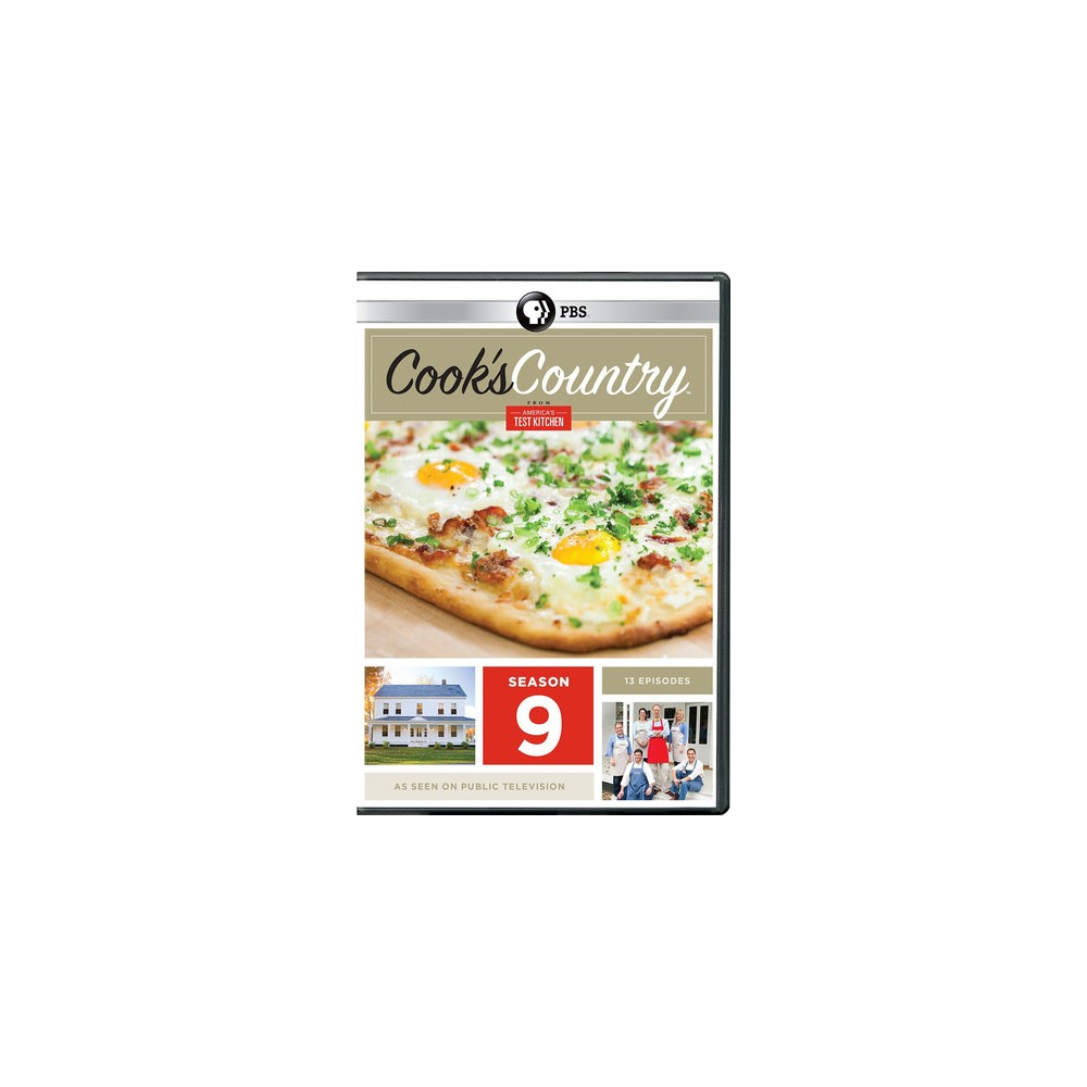 Cook's Country:Season 9 (Dvd)