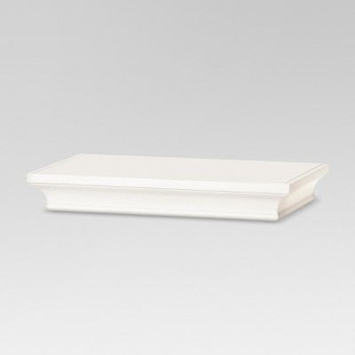 12  Wall Shelf White - Threshold™