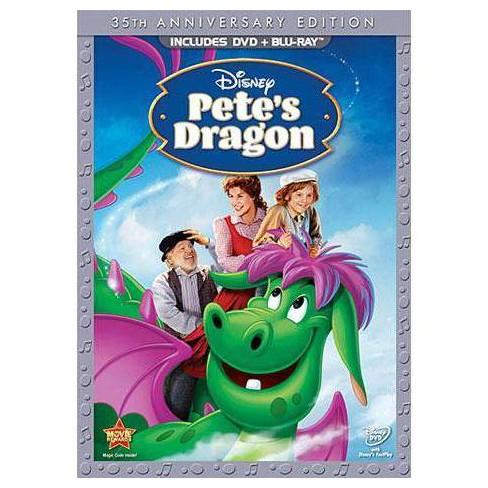 Pete's Dragon (Blu-ray) - image 1 of 1