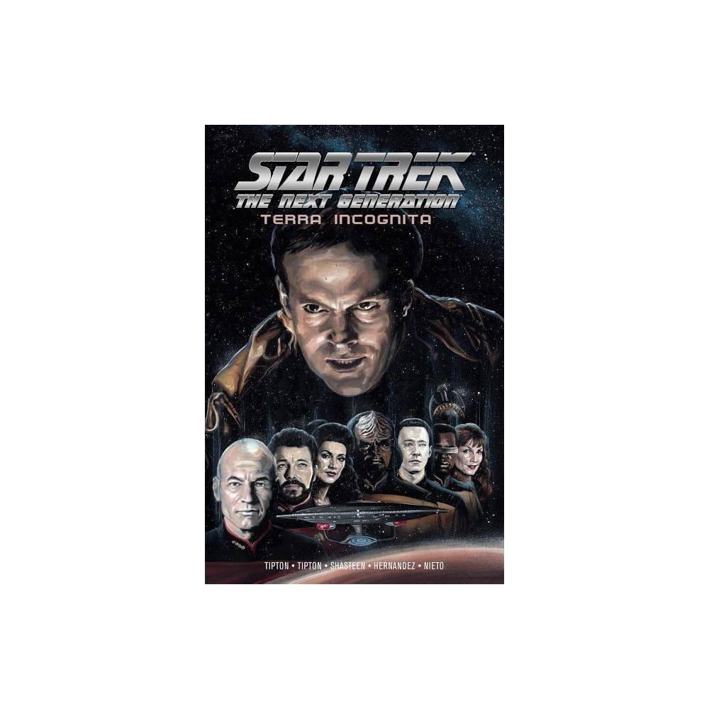 ISBN 9781684054299 product image for Star Trek - the Next Generation - Terra Incognita - by Scott Tipton & David Tipt   upcitemdb.com