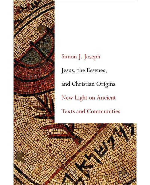 Jesus, the Essenes, and Christian Origins : New Light on Ancient Texts and Communities -  (Hardcover) - image 1 of 1