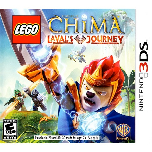 LEGO® Legends of Chima: Laval's Journey PRE-OWNED Nintendo 3DS - image 1 of 1
