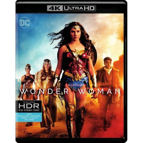 Wonder Woman (4K/UHD) - image 1 of 1