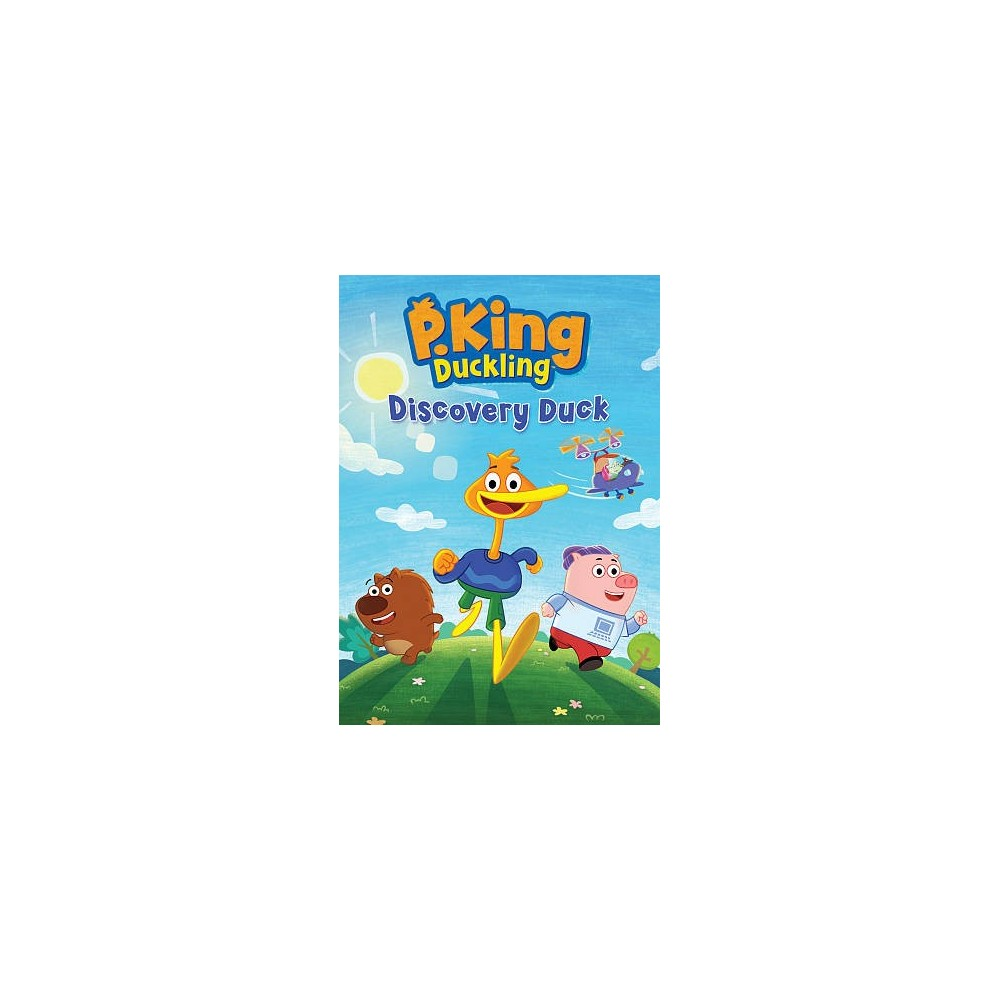 P King Duckling:Discovery Duck (Dvd)