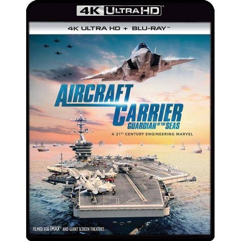 IMAX: Aircraft Carrier Guardian of the Seas (4K/UHD) - image 1 of 1