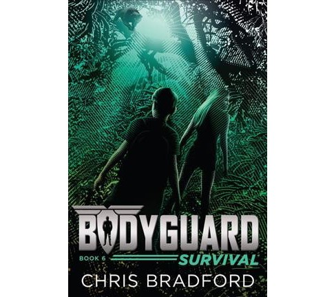 Survival -  (Bodyguard) by Chris Bradford (Paperback) - image 1 of 1