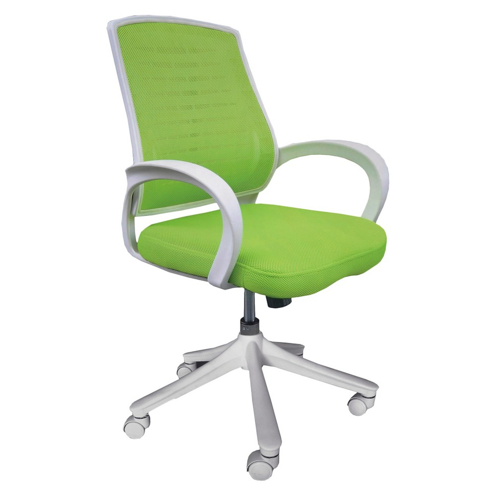 Lona Mesh Chair Apple Green - Comfort Products