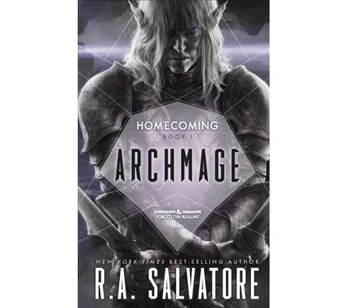 Archmage (Paperback) (R. A. Salvatore) - image 1 of 1