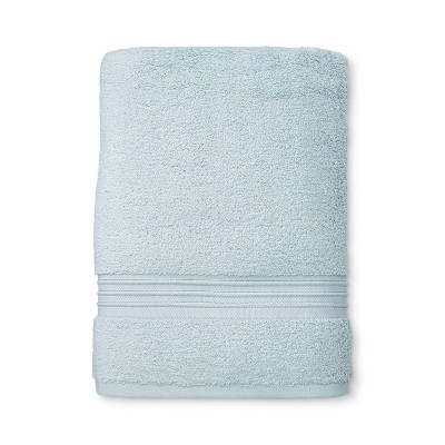 Microcotton Spa Bath Towel Light Blue - Fieldcrest®