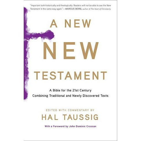 A New New Testament - by  Hal Taussig (Paperback) - image 1 of 1