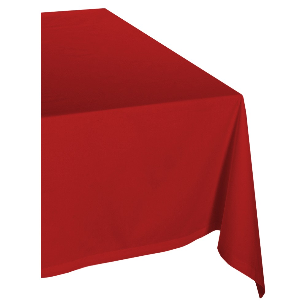 Red Tablecloth (60