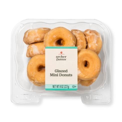 Glazed Mini Donuts - 8oz - Archer Farms™ - image 1 of 1