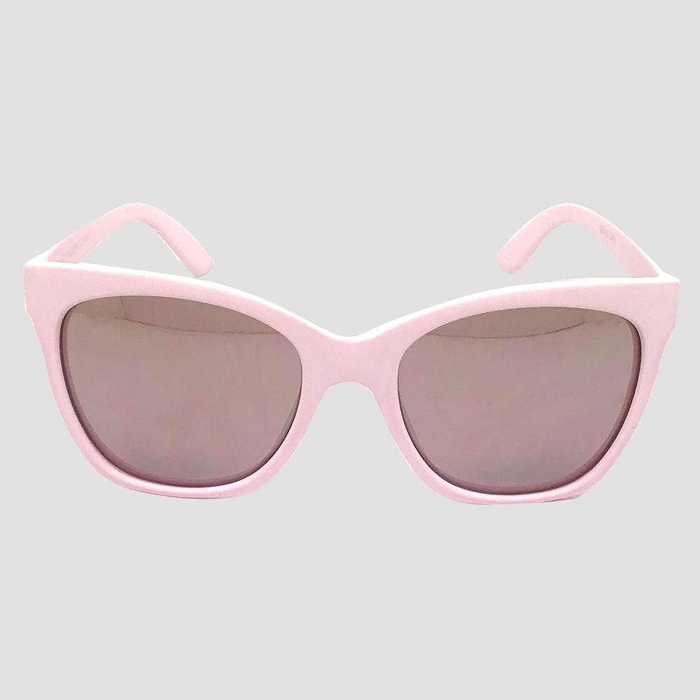 Women's Square Sunglasses - A New Day Pink
