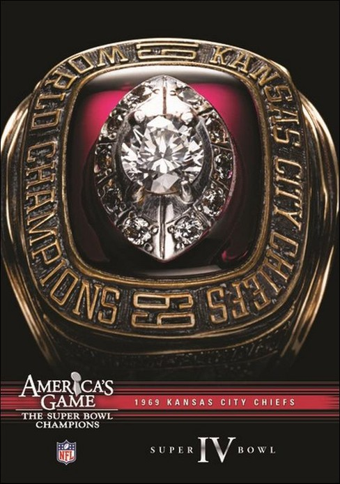Nfl america's game:1969 chiefs (DVD) - image 1 of 1