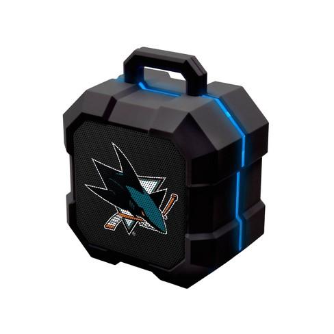 NHL San Jose Sharks LED Shock Box Speaker - image 1 of 3