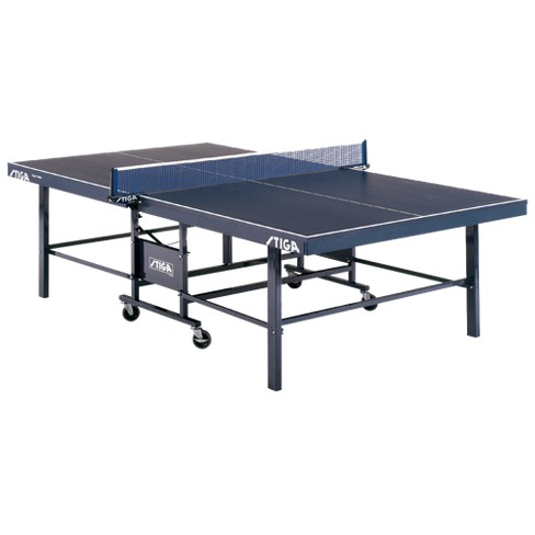 Stiga Expert Roller Table Tennis Game Table - image 1 of 2