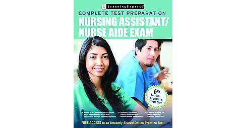 Nursing Assistant / Nurse Aide Exam (Paperback) - image 1 of 1
