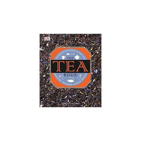 Tea Book Hardcover Linda Gaylard Target