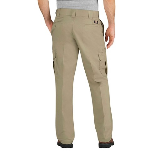 7fef8ed3 Dickies® Men's Regular Straight Fit Flex Twill Cargo Pants : Target