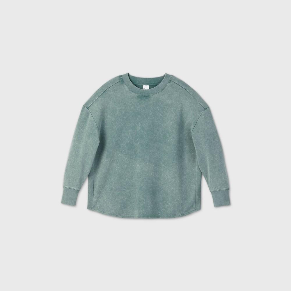 Discounts Women's Lightweight Plus Size Fleece Pullover - All in Motion™
