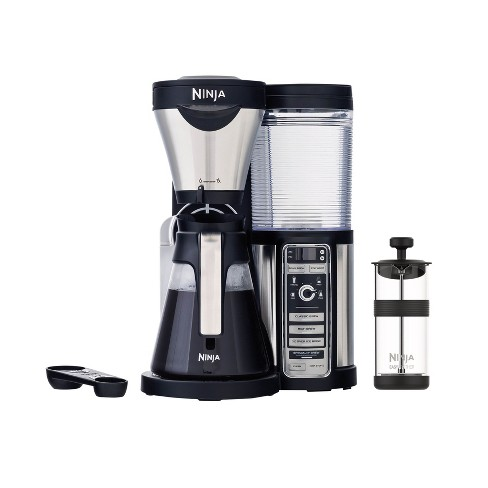 Ninja Coffee Bar Machine Drip Pot Maker Programmable (Certified Refurbished) - image 1 of 4