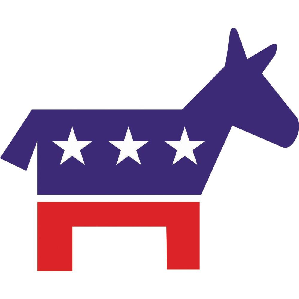 Image of Halloween Democrat Nylon Flag - 3x5'