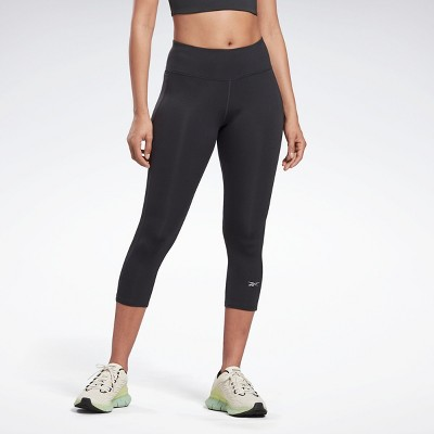 Reebok Running Essentials 3/4 Tights Womens Athletic Pants