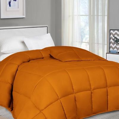 All-Season Oversized Down Alternative Reversible Comforter - Blue Nile Mills