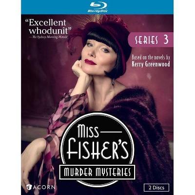 Miss Fisher's Murder Mysteries: Series 3 (Blu-ray)