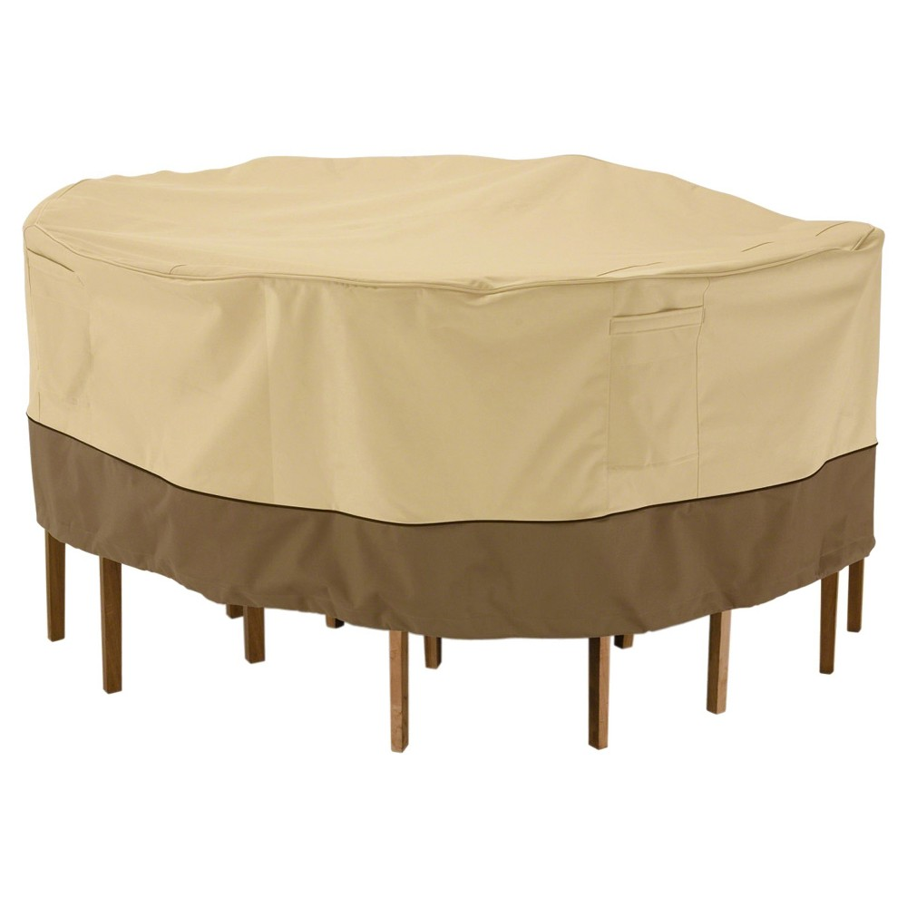 Veranda Patio Round Table And Chair Cover - 70