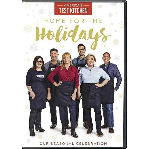 America's Test Kitchen: Home for the Holidays (DVD) - image 1 of 1